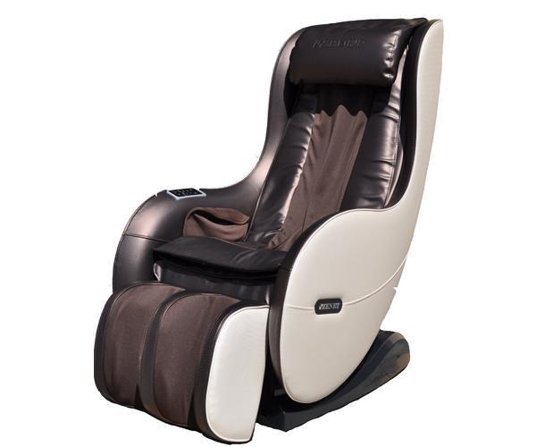 Масажне крісло ZENET ZET-1280 коричневий - фото 2.