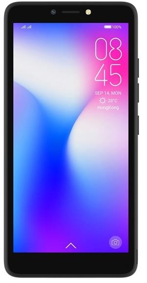 Смартфон Tecno Pop 2F (B1F) 1/16GB Dual Sim Midnight Black  - фото 2.