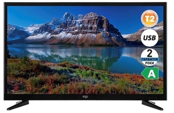 LED телевизор Ergo LE24CT2020HD - фото 2.