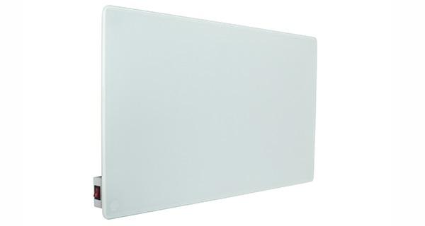Обігрівач інфрачервоний скляний SunWay SWG 450 Білий - фото 2.
