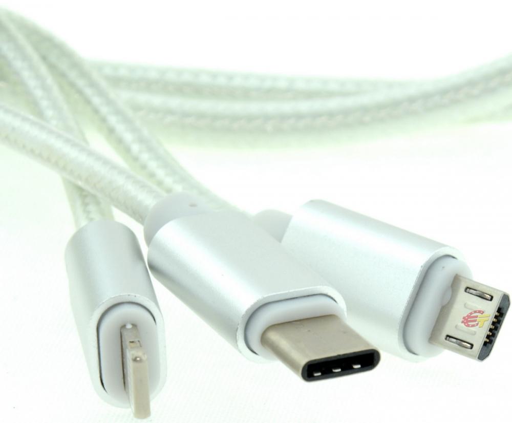 USB кабель Earldom ET-T36 - фото 2.