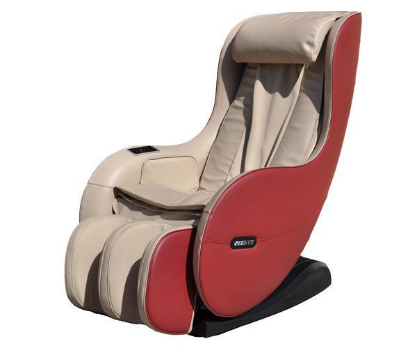 Масажне крісло ZENET ZET-1280 бежевий - фото 2.
