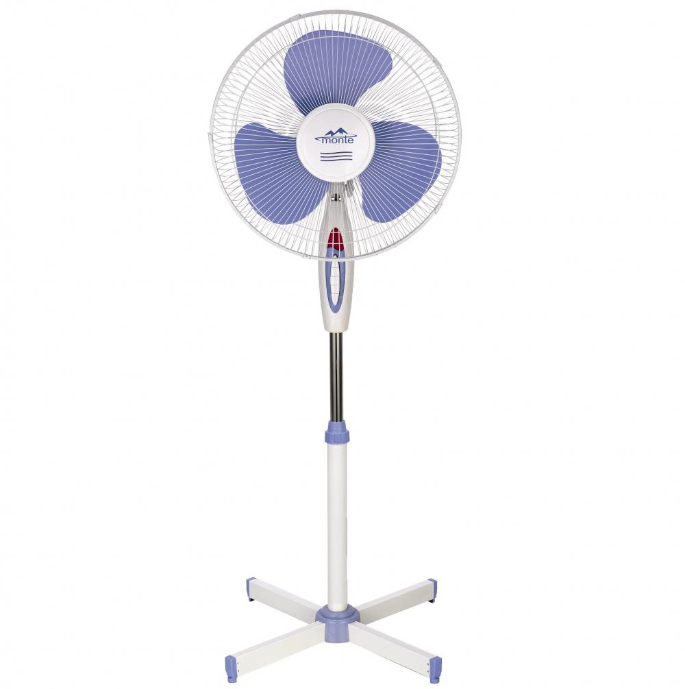 Вентилятор Monte МТ-1009W - фото 2.