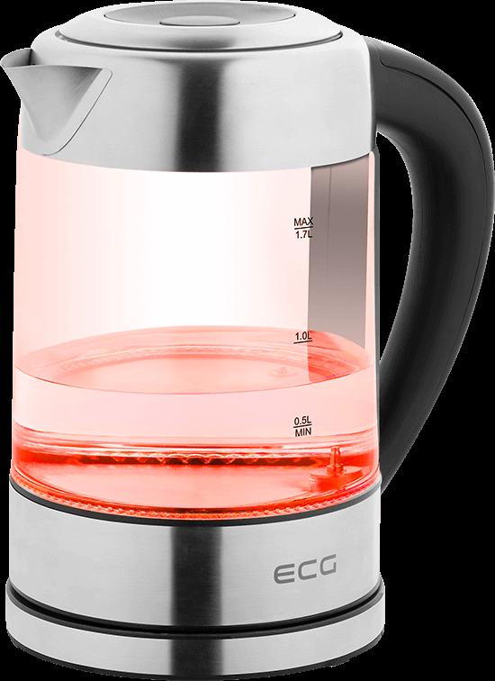 Чайник ECG RK 1777 Colore - фото 2.