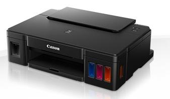 Принтер Canon PIXMA G1400 - фото 2.