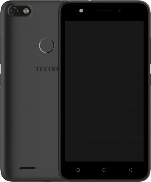 Смартфон Tecno F2 LTE Black + подарунок - фото 2.