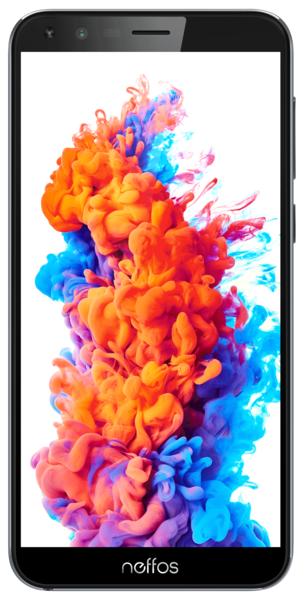 Смартфон TP-Link Neffos C5 Plus 1/8GB Grey - фото 2.