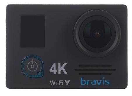 Экшн-камера Bravis А5 Black