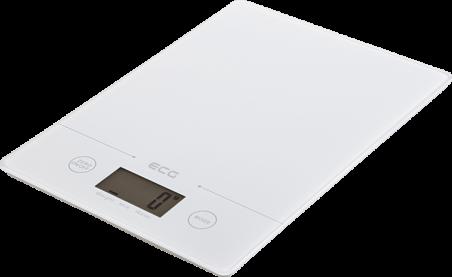 Вага кухонна ECG KV 117 Slim White