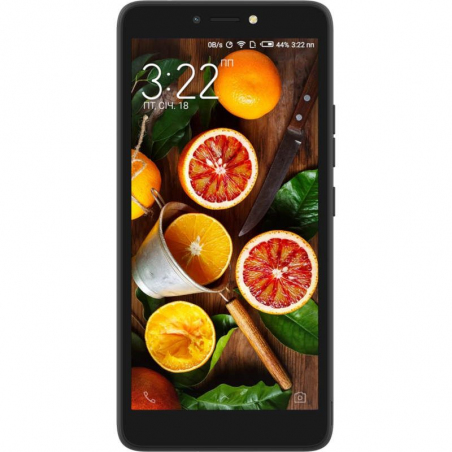Смартфон Tecno POP 2 Power (B1P) 1/16GB DS Midnight Black повербанк в подарунок