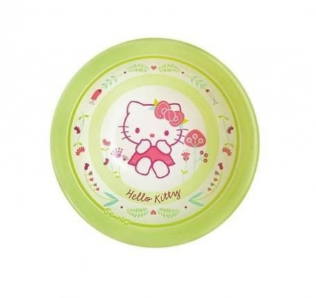 Тарелка Luminarc Hello Kitty Nordic Flower H5530