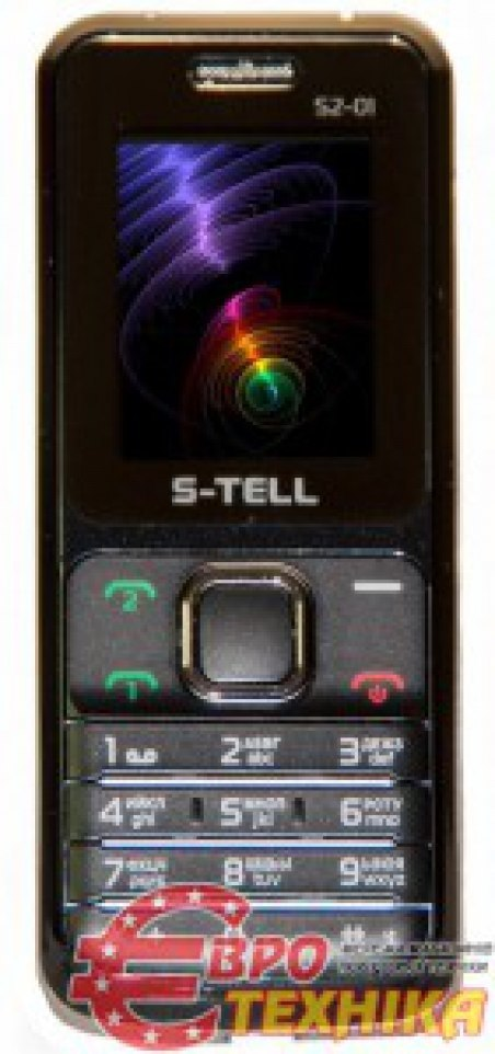 f4024a3a119ec Мобильный телефон S-Tell S2-01 Black and Silver купить в интернет ...
