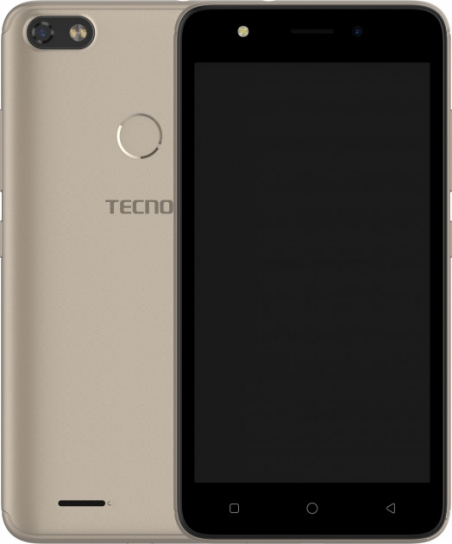 Смартфон Tecno F2 LTE Gold