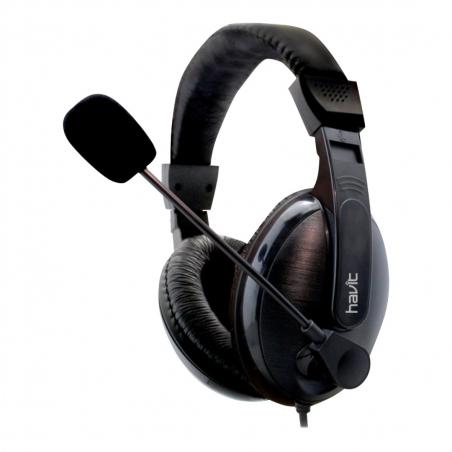 Навушники Havit HV-H139D Black