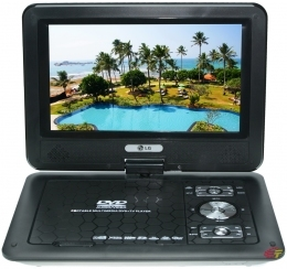 DVD портативный DS-998