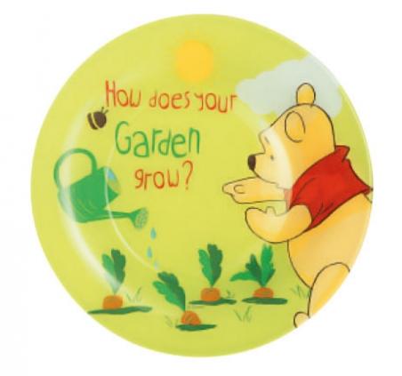 Тарілка Luminarc Disney Winnie Garden H6427