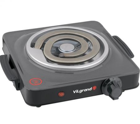 Електрична плитка Vilgrand VHP141D Gray
