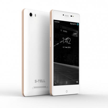 Смартфон S-Tell P790 Gold