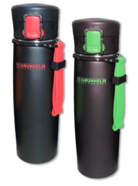 Термочашка Grunhelm GTC 501 500 мл (зелена)