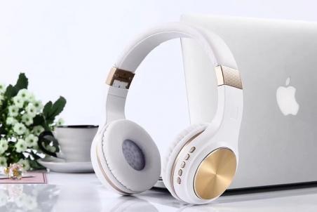 Гарнітура Bluetooth SY-BT1601 White