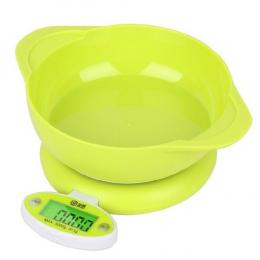 Весы кухонные Kitchen CH-303A 5кг (1г) чаша