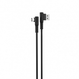 Кабель Havit HV-H680 2.0 A Micro-USB Black