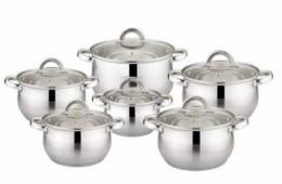 Набор посуды Bohmann BH 333-12