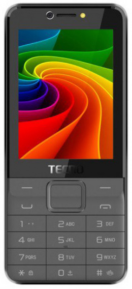 Мобільний телефон Tecno T473 Dual Sim Space Gray