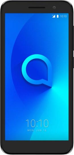 Смартфон Alcatel 1 5033D 1/16GB Volcano Black (5033D-2LALUAF)