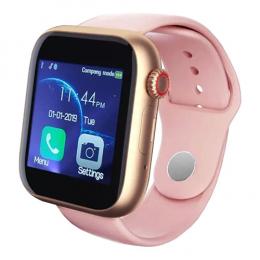 Смарт-часы Smart Watch Z6 Sim card Camera Pink