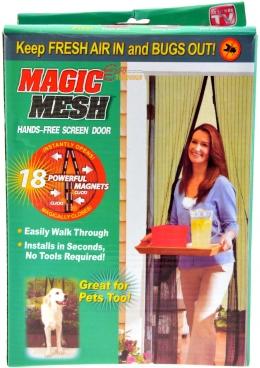 Антимоскітна сітка Magic Mesh 83 х 195 мм