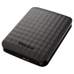 Зовнішній жорсткий диск Maxtor M3 Portable (HX-M101TCB/GMR)