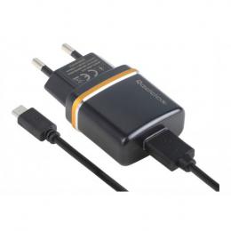 Зарядний пристрій Reddax RDX-012 Micro-usb Black
