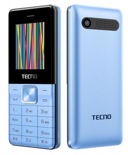 Мобільний телефон Tecno T301 Dual Sim Blue
