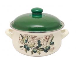 Каструля Infinity Olive 6435427 (2.4 л) 18 см
