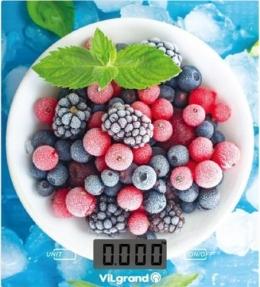 Весы кухонные Vilgrand VKS-525 Berries