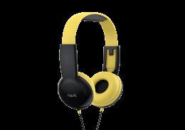 Наушники Havit HV-H211d black/yellow