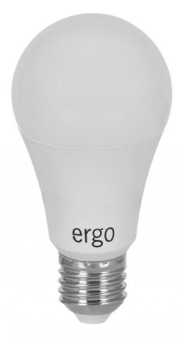 Світлодіодна лампа Ergo Standard A60 E27 15W 220V 3000K теплий білий