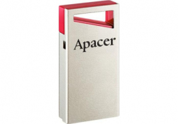USB-флеш-накопичувач Apacer AH112 16GB Red (AP16GAH112R-1)