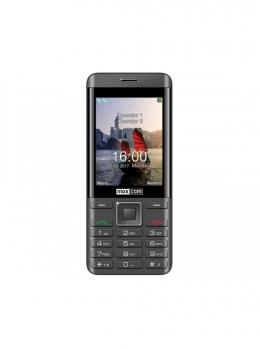 Мобільний телефон Maxcom MM236 Black-Silver