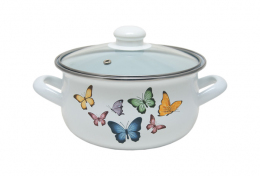Каструля Infinity Butterflies 6529091 (3.3 л) 20 см
