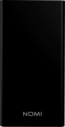 Зовнішній акумулятор Nomi E050 5000 mAh Black