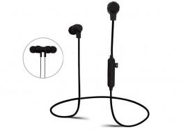 Навушники Bluetooth K01 з роз'ємом microSD