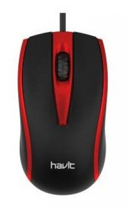 Миша Havit HV-MS871 Red