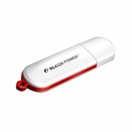 USB-флеш-накопичувач Silicon Power LuxMini 320 16 GB White
