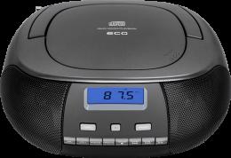 Радио-часы ECG CDR 500 Titan