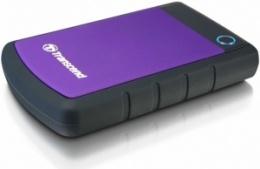 """Зовнішній накопичувач Transcend 500GB StoreJet 2.5"""" USB 2.0 TS500GSJ25H2P"""