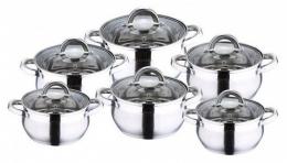 Набор посуды Wellberg WB-1646