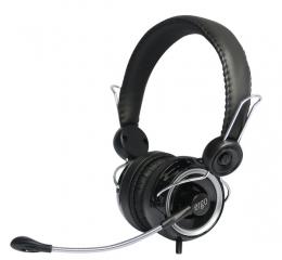 Навушники Ergo VM-260 Black