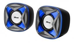 Акустика Trust Xilo 2.0 Speaker Set Blue (21182)